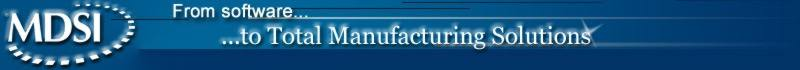 MDSI - The Total Manufacturing Solution